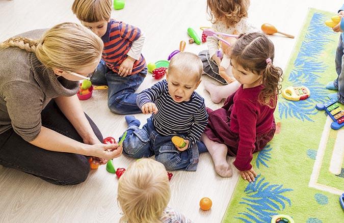 aggressività dei bambini
